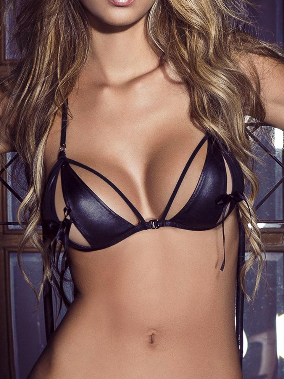 Strappy bra sexy sans armature - 3531