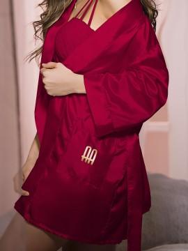 Kimono Rouge - 7642