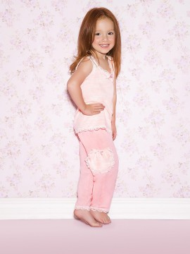 Pyjama enfant 2 pièces - 7643