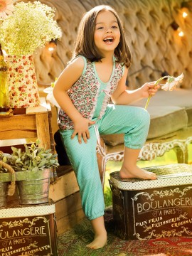 Pyjama enfant 2 pièces - 7621