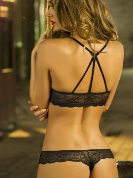Strappy bra - 3523