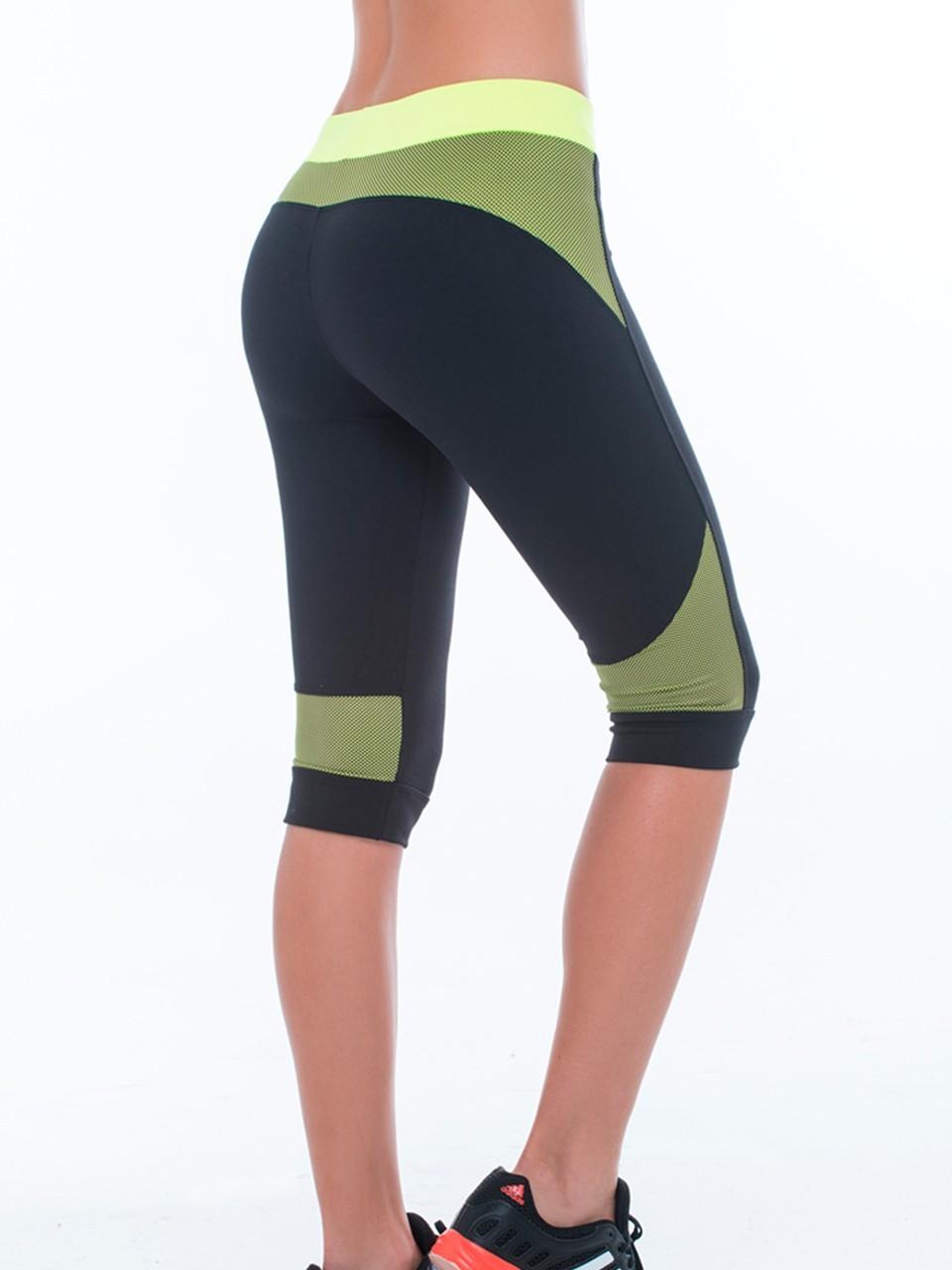 legging court de sport 63079 juniane lingerie. Black Bedroom Furniture Sets. Home Design Ideas