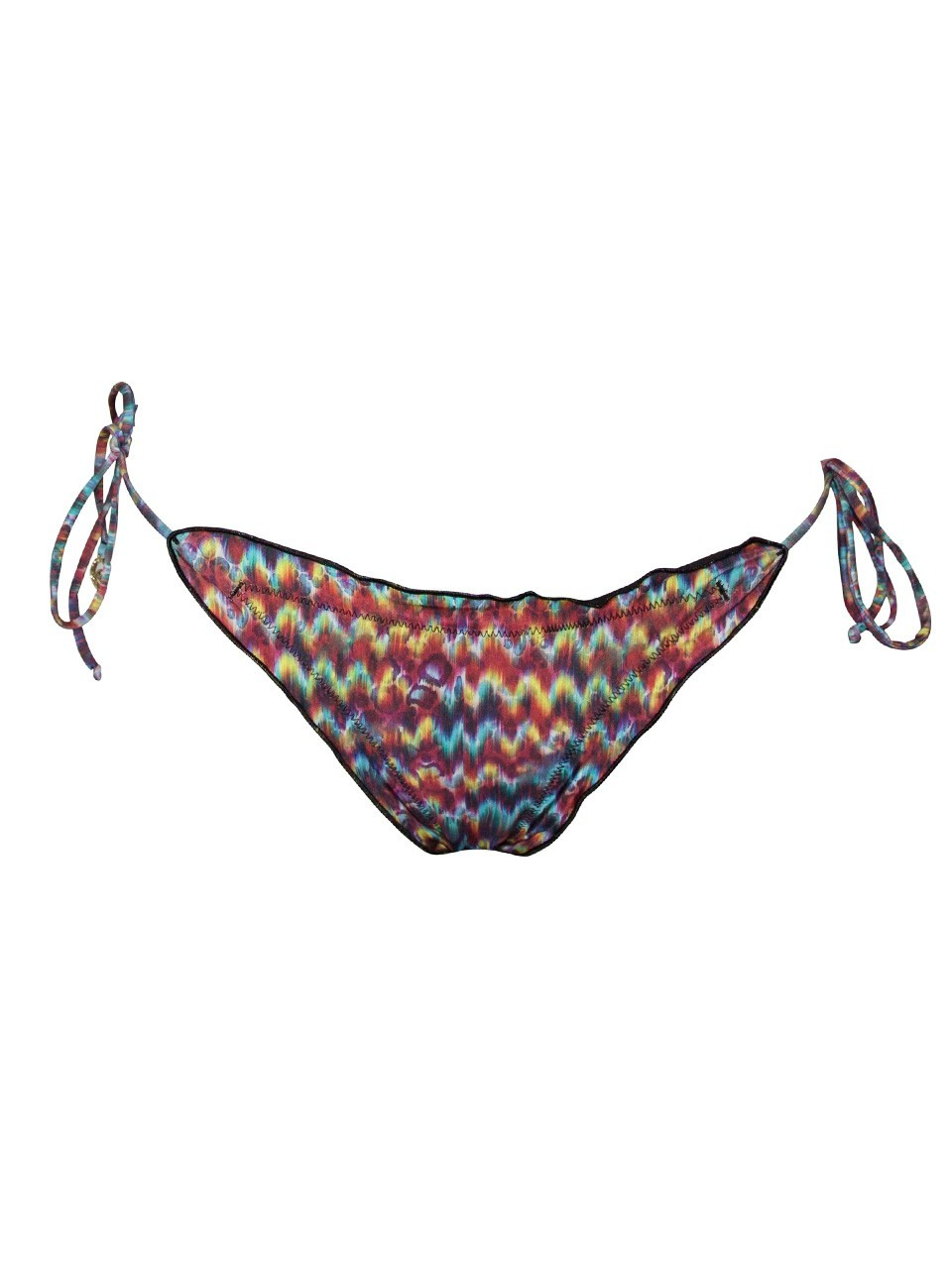 Tanga de bikini RIPPLE - EB312A/17