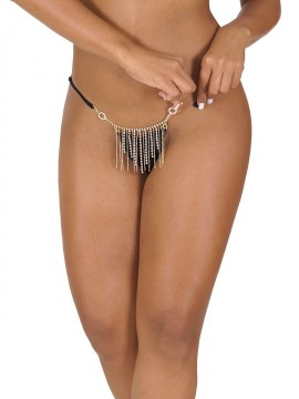 String Luxe à bijou - Acorrentada