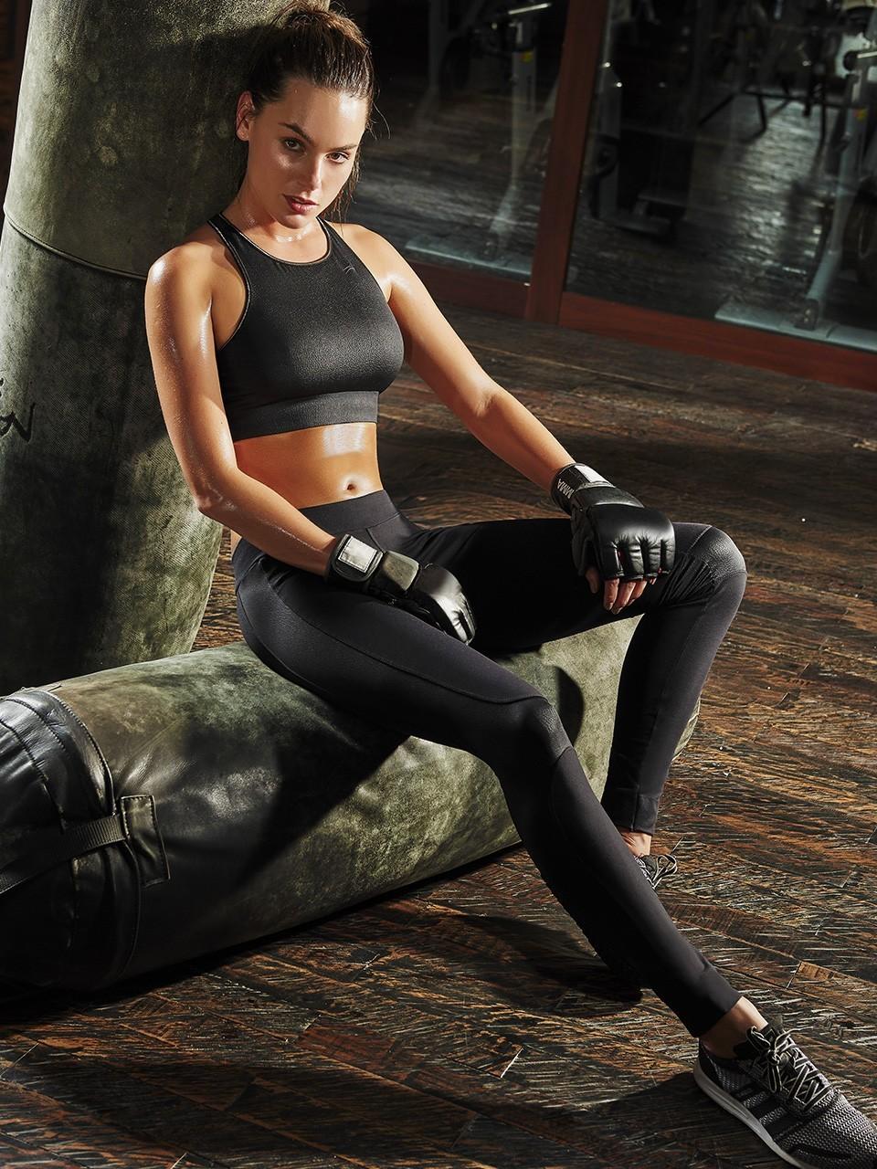 legging de sport 63718 juniane lingerie. Black Bedroom Furniture Sets. Home Design Ideas