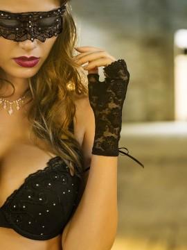 Masque noir - 628