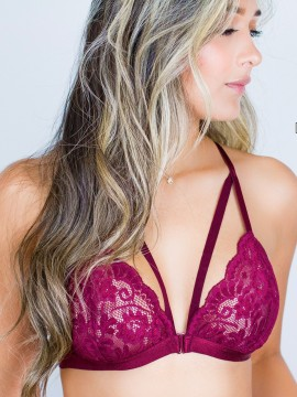 Strappy - Destiny lace Bralette