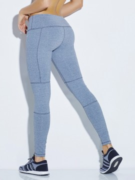 Legging de sport gris - 63608