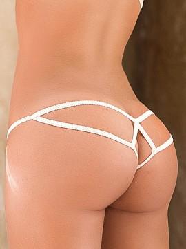 Culotte sexy géométrique - 4560