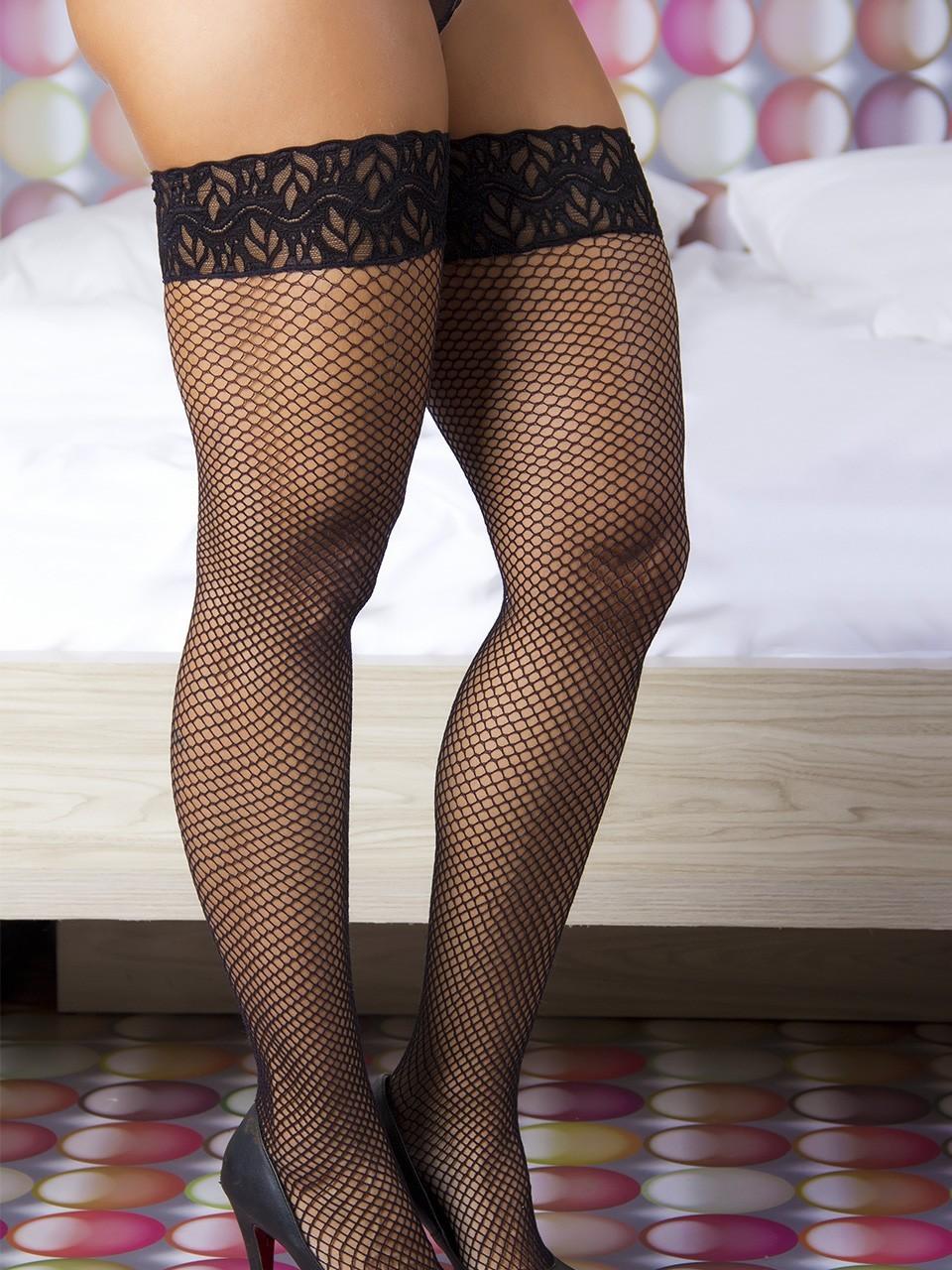 Bas maillé sexy - 303