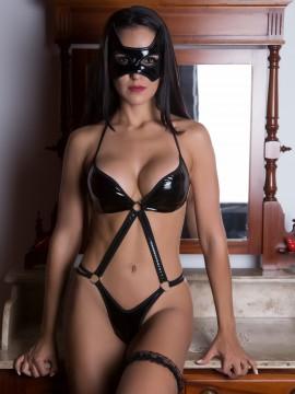 Tenue dominatrice Dominatrix - 300