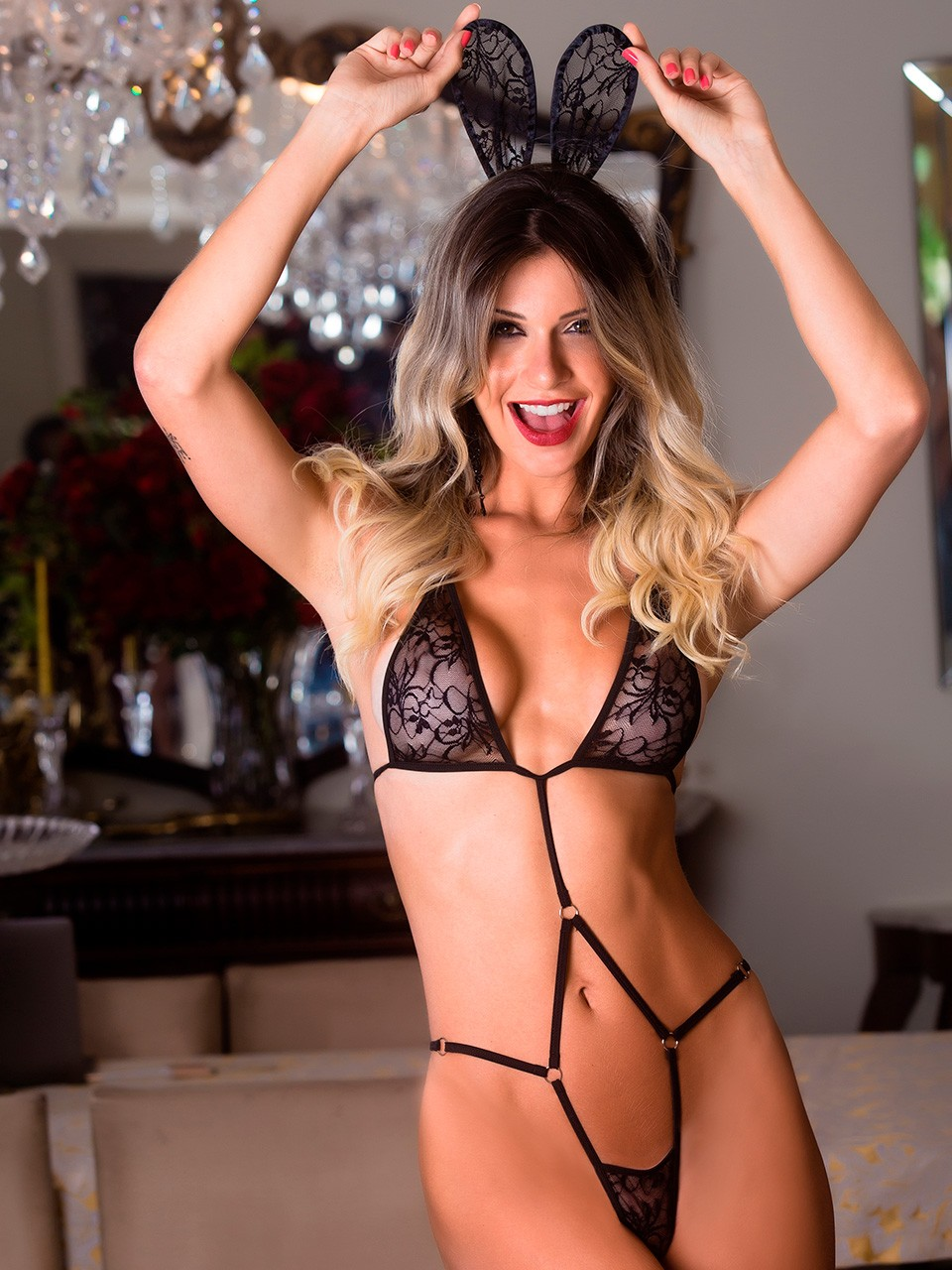 Déguisement Lapine Sexy