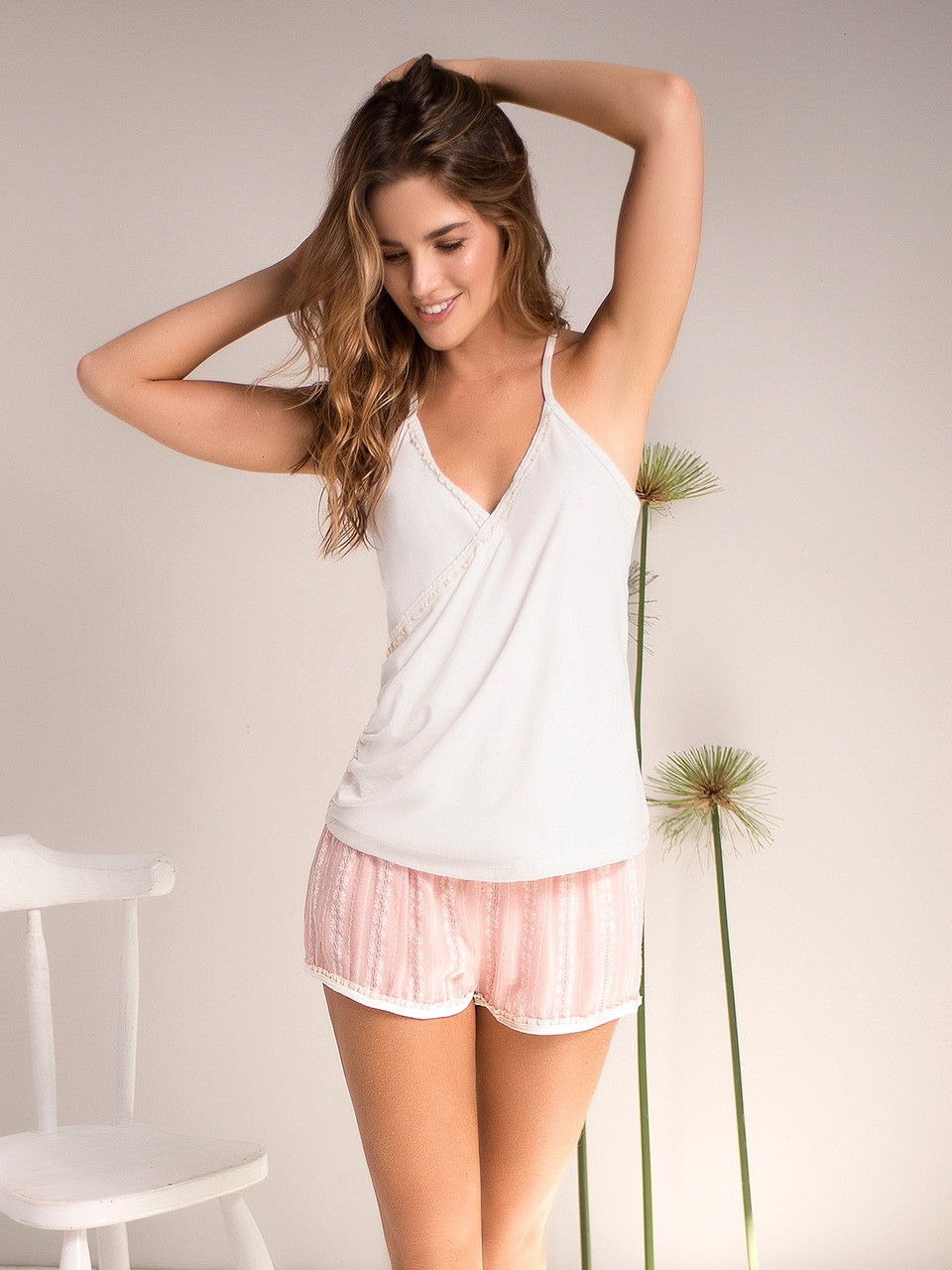Pyjama douceur 2 pièces - 7754