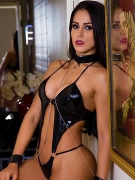 Tenue sexy Esclave de l'amour - 165