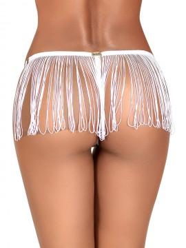 String sexy avec des franges - Vou sair