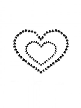 Décorations corporelles - Mimi coeur