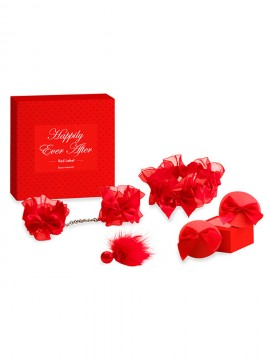 Coffret - Happily Ever After Red label