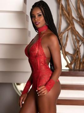 Body sexy en dentelle Jennifer - 2167