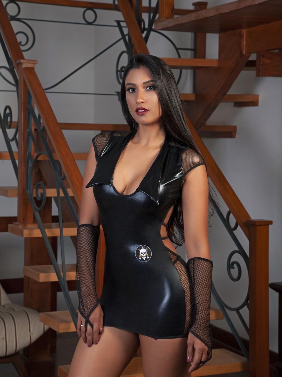 Tenue sexy Agent de sécurité - 2192