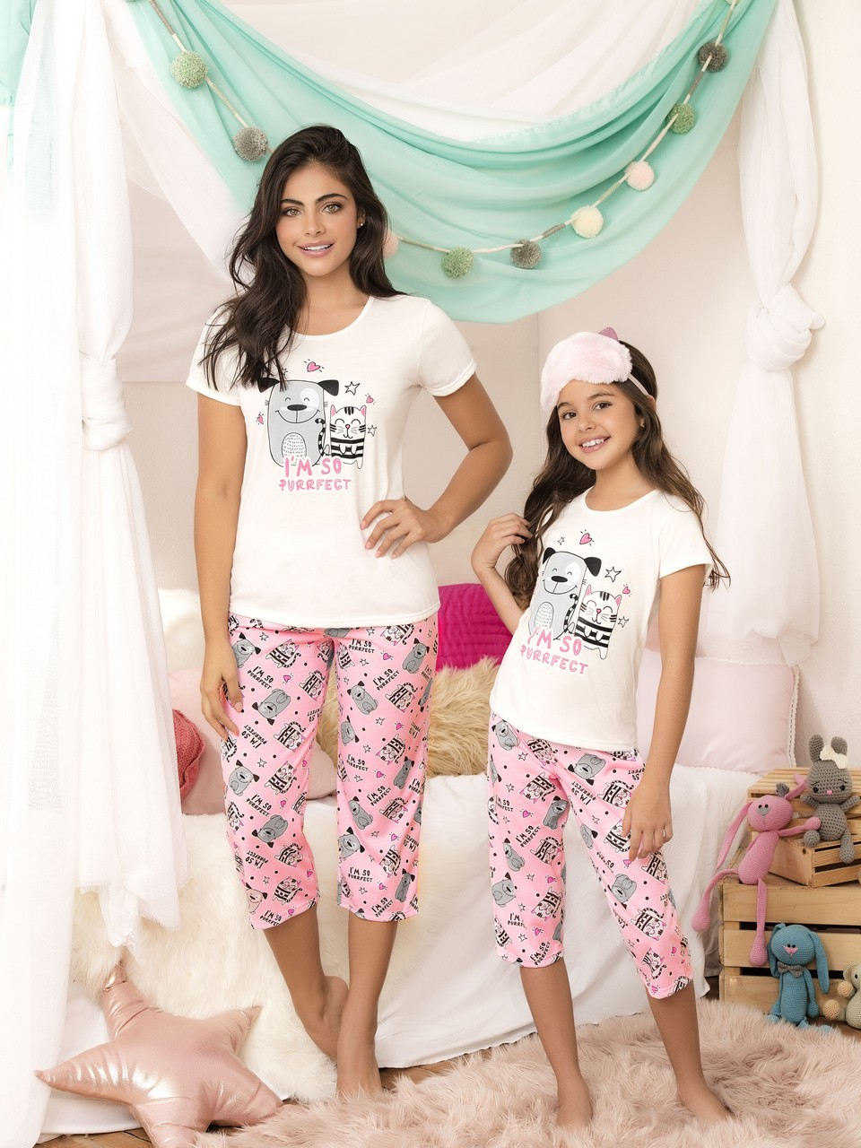 Pyjama détente 2 pièces - 10728