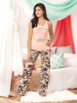 Pyjama détente long 2 pièces - 10735
