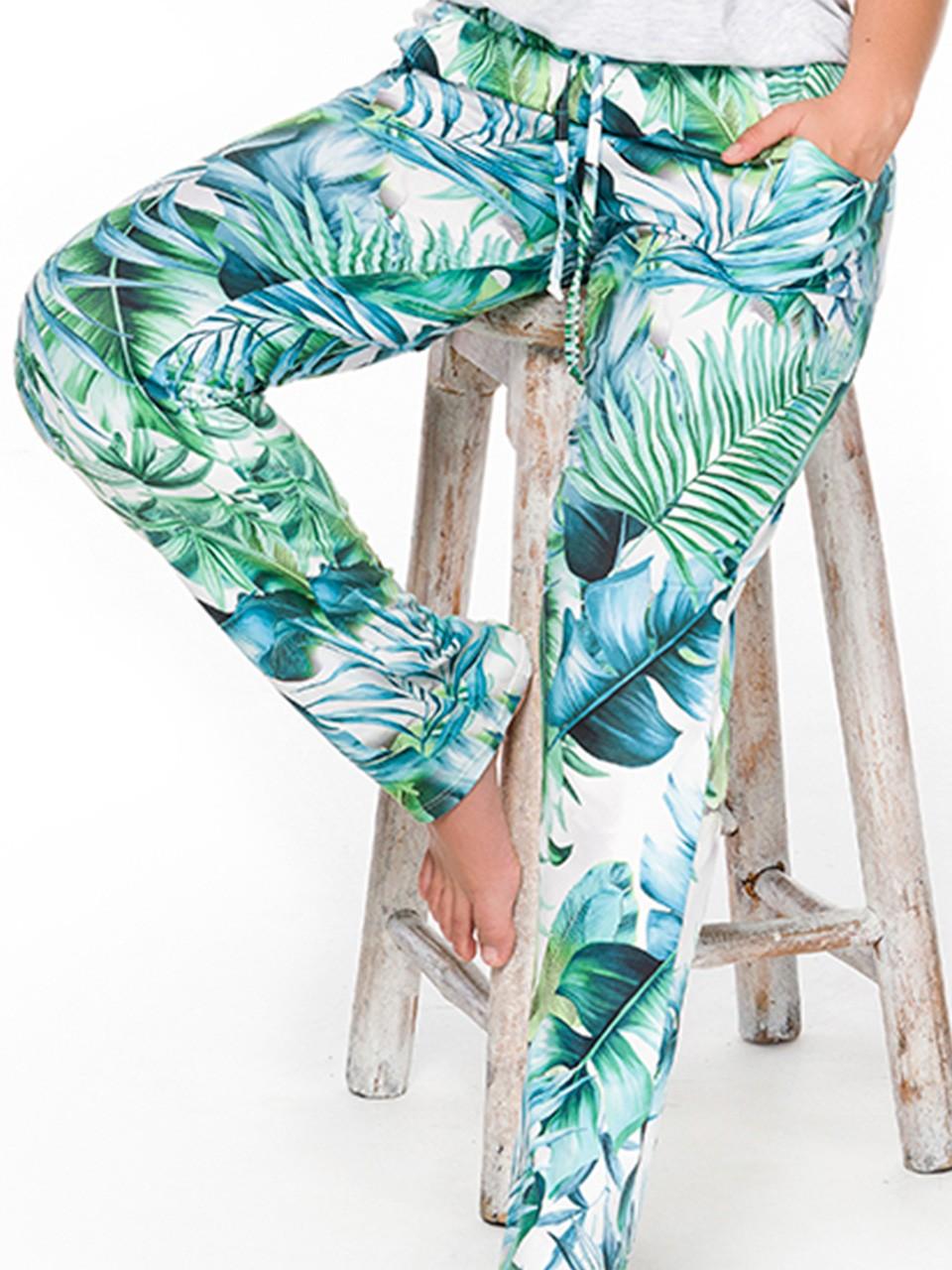 Pantalon imprimé - 11306