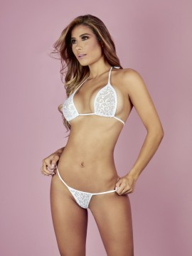 Ensemble ultra sexy en dentelle - 101529