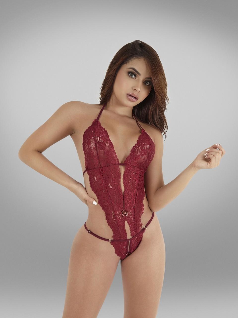 Body sexy en dentelle - 101023